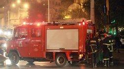 Τραγωδία στην Αγία Βαρβάρα: Νεκρός 20χρονος από πυρκαγιά σε διαμέρισμα