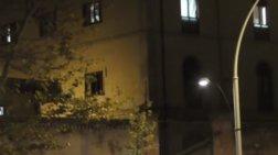 Ναζιστική σημαία σε δωμάτια καραμπινιέρων στην Φλωρεντία