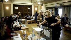Μικρή είναι η προσέλευση στις εκλογές του Δικηγορικού Συλλόγου Αθηνών