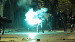 Μια ακόμη νύχτα επεισοδίων στα Εξάρχεια: Δύο επιθέσεις με μολότοφ