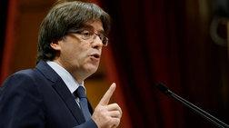 Αποσύρει το διεθνές ένταλμα για τον Πουτζντεμόν η Ισπανία