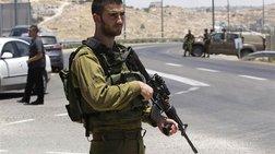 Ο ισραηλινός στρατός απάντησε στις ρίψεις ρουκετών από τη Γάζα