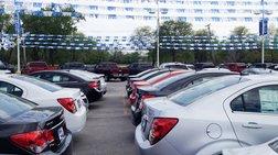 Γιορτάζει και η αγορά αυτοκινήτου λόγω Χριστουγέννων