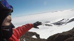 Έλληνας γεωλόγος στην Ανταρκτική: Αποστολή της NASA για μετεωρίτες