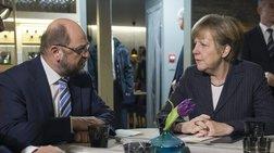 Το CDU λέει «όχι» στην πρόταση Σουλτς περί «Ηνωμένων Πολιτειών της Ευρώπης»