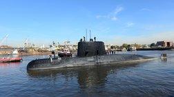 Γερμανικές εταιρείες ευθύνονται για το υποβρύχιο στην Αργεντινής;