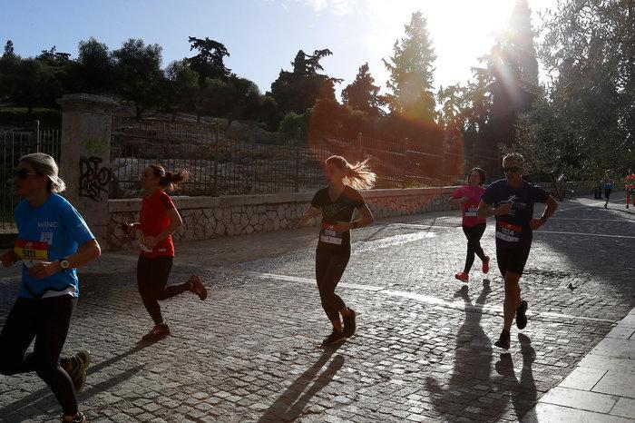 Μια υπέροχη διαδρομή στο ιστορικό κέντρο της Αθήνας
