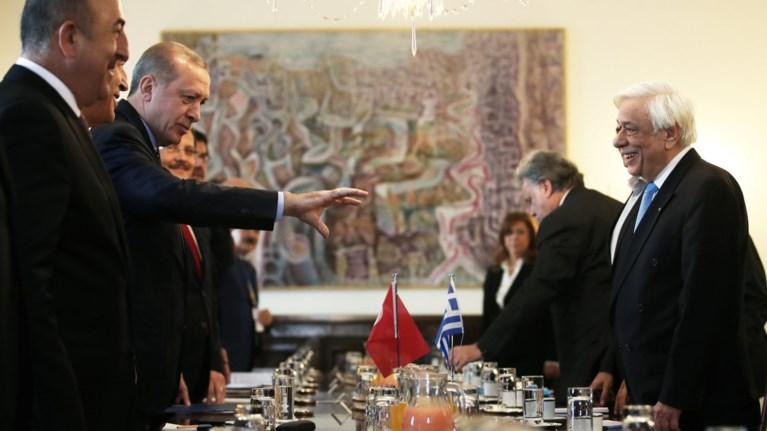 H επίσκεψη Ερντογάν άφησε αποτύπωμα φόβου στην Ελλάδα
