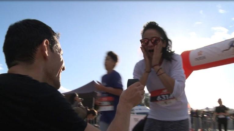 Κι όμως, έγινε (και) πρόταση γάμου στο TheTOC Merrython!