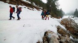 Σώοι με κατάγματα εντοπίστηκαν οι δυο ορειβάτες στον Ολυμπο