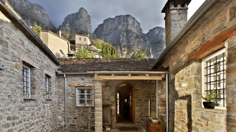 Το ξενοδοχείο του Κεντέρη καλύτερο ορεινό θέρετρο σε Ν. Ευρώπη
