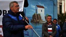 Ένταση στη Μυτιλήνη: Μπλόκο δήμου στους οικίσκους για τη Μόρια
