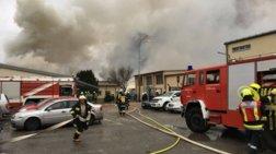 Aυστρία: Έκρηξη σε εγκατάσταση φυσικού αερίου, 1 νεκρός 60 τραυματίες