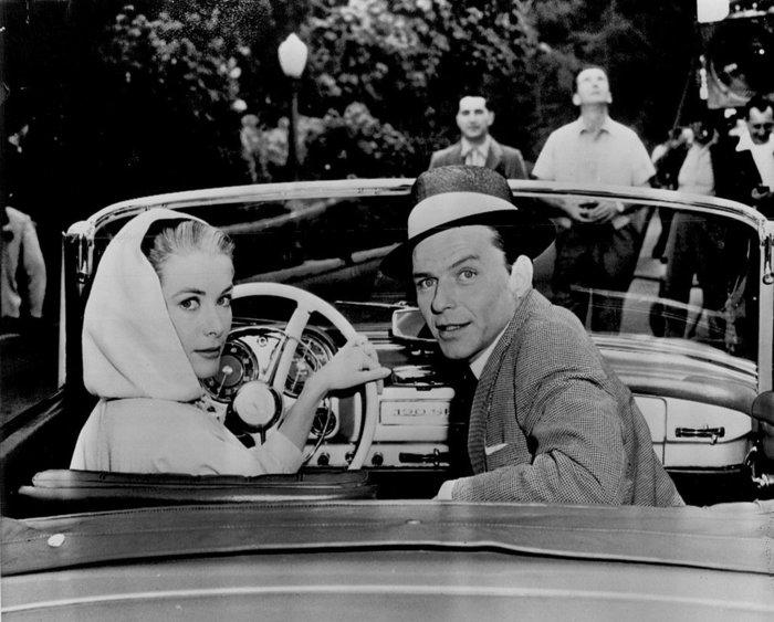 Φρανκ Σινάτρα, Γκρέις Κέλι στο θρυλικό High Society (1946)