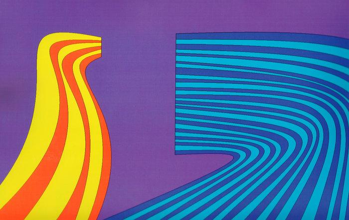 Η χαρά του χρώματος στο νέο ημερολόγιο του Νικηφόρου Μιχαλαριά - εικόνα 2