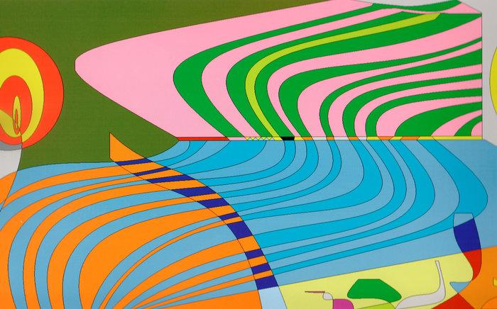 Η χαρά του χρώματος στο νέο ημερολόγιο του Νικηφόρου Μιχαλαριά - εικόνα 3