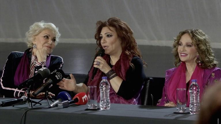 Μαρινέλλα, Γλυκερία, Βιτάλη ξανά μαζί στη σκηνή