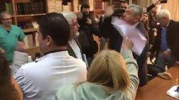 """Εισβολή συνδικαλιστών της ΠΟΕΔΗΝ στον """"Ερυθρό Σταυρό"""""""