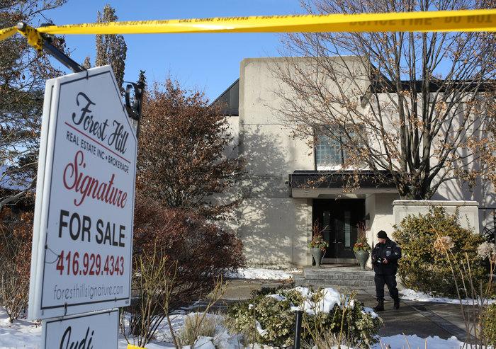 Στραγγαλισμός η αιτία θανάτου του ζεύγους δισεκατομμυριούχων στον Καναδά - εικόνα 2