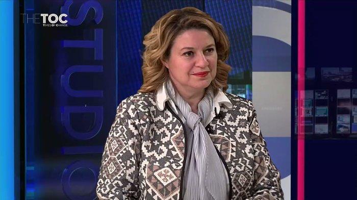 Αφροδίτη Τζίφα - Διευθύντρια Κλινικής Παιδοκαρδιολογίας και Συγγενών Καρδιοπαθειών νοσοκομείου ΜΗΤΕΡΑ.