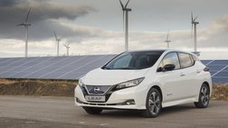 Ξεκίνησε η παραγωγή του ηλεκτρικού Nissan Leaf που έρχεται στην Ελλάδα