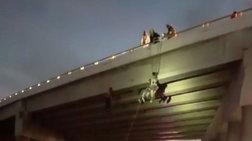 Σοκ στο Μεξικό: Έξι πτώματα βρέθηκαν κρεμασμένα σε γέφυρες