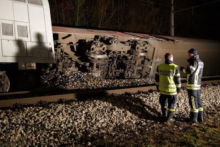 Σύγκρουση τρένων στην Αυστρία: Τουλάχιστον 8 τραυματίες - εικόνα 2