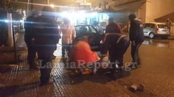 Λαμία: Αυτοκίνητο παρέσυρε μάνα με παιδί στην αγκαλιά της
