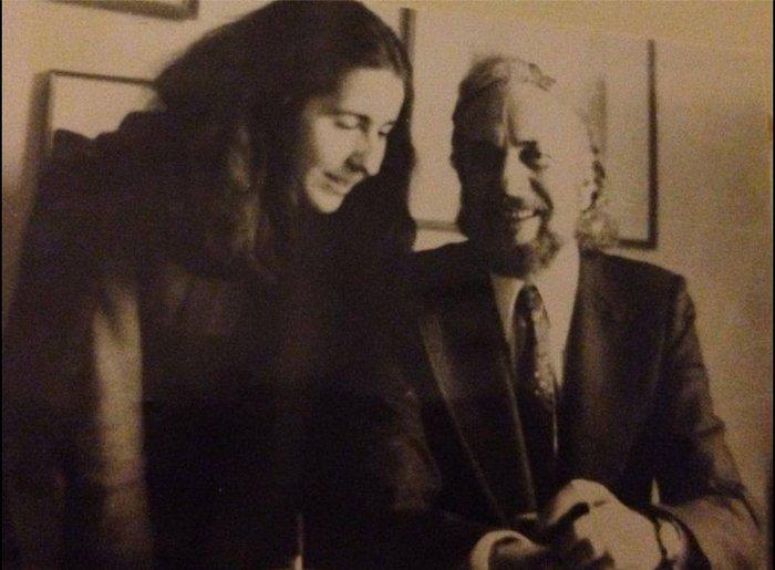 Έρη και Γιάννης Ρίτσος, 1997
