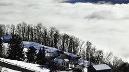 Τρεις άνθρωποι σκοτώθηκαν από χιονοστιβάδες στις ελβετικές Άλπεις