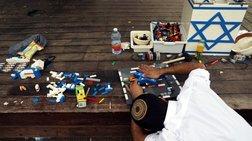 Ισραηλινοί έχτισαν πύργο 36 μέτρων από Lego στη μνήμη του 8χρονου Ομερ