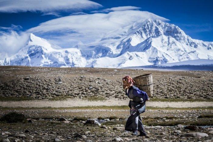 Θιβέτ, Κίνα