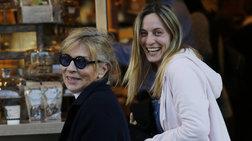 Η Ελεονώρα Μελέτη ντυθηκε ασορτί με την ολόιδια μαμά της [Εικόνες]