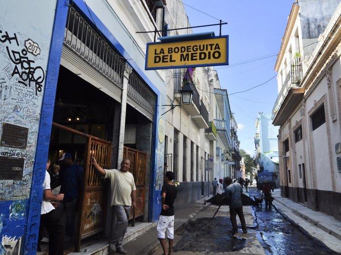 Το Bodeguita del Medio, Αβάνα, Κούβα