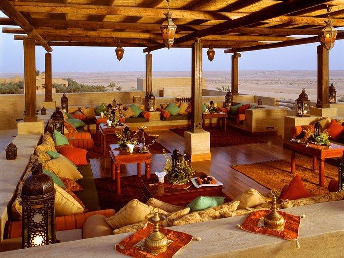 Al Sarab Rooftop Lounge στο Ντουμπάι