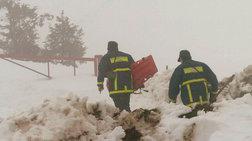 Νεκρός ο 32χρονος που παρέσυρε η χιονοστιβάδα στη Βασιλίτσα