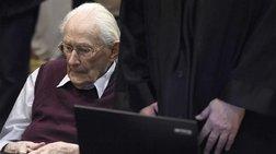 Ο 96χρονος 'Λογιστής του Άουσβιτς' θα εκτίσει την ποινή του