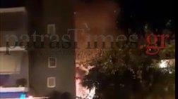 Τραγωδία στην Πάτρα: Άνδρας κάηκε ζωντανός μέσα στο σπίτι του
