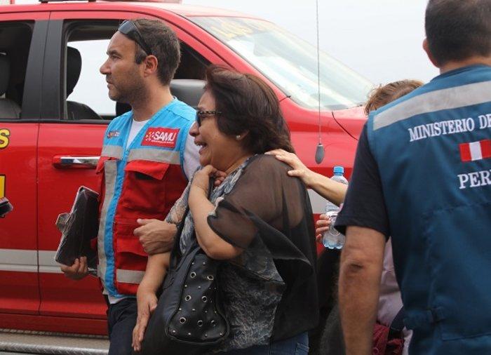 Πάνω από 48 νεκροί σε πτώση λεωφορείου σε γκρεμό στο Περού [φωτό]