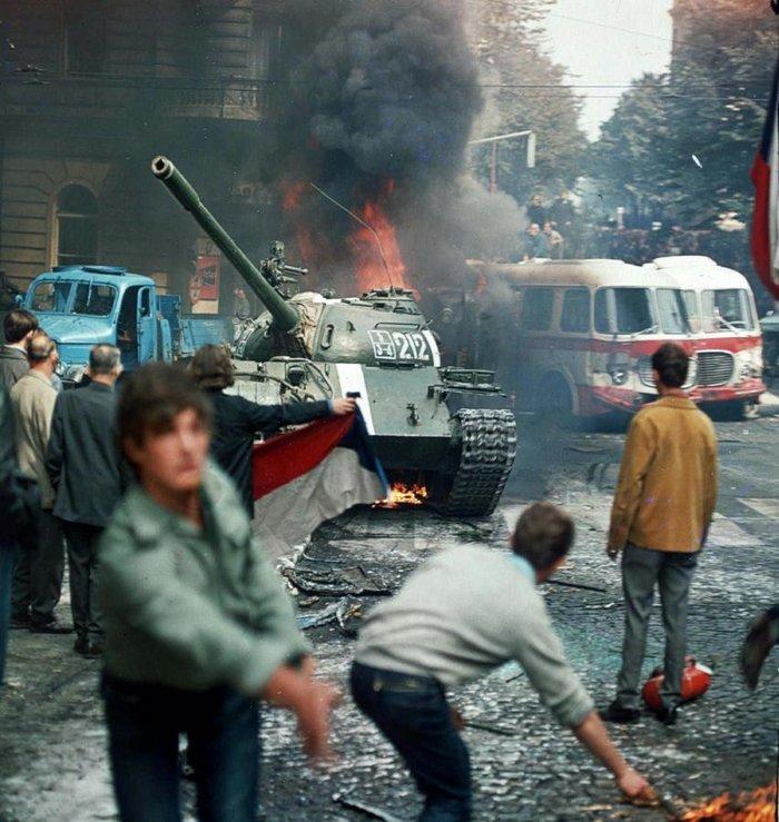 1968: Ο Ντούμπτσεκ και η Χαμένη Άνοιξη της Πράγας