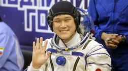 H συγγνώμη του Ιάπωνα αστροναύτη που... δεν «ψήλωσε» στο διάστημα