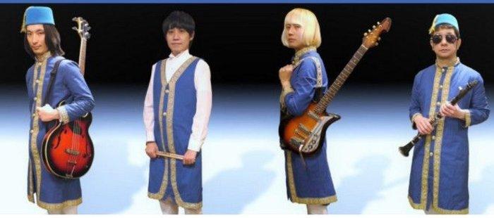 Ιαπωνικό συγκρότημα διασκευάζει το... «Βρε Μελαχρινάκι»! -βίντεο