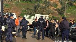 Αιφνιδιαστική επίσκεψη Μουζάλα στη Χίο μετά τη νύχτα επεισοδίων στη ΒΙΑΛ