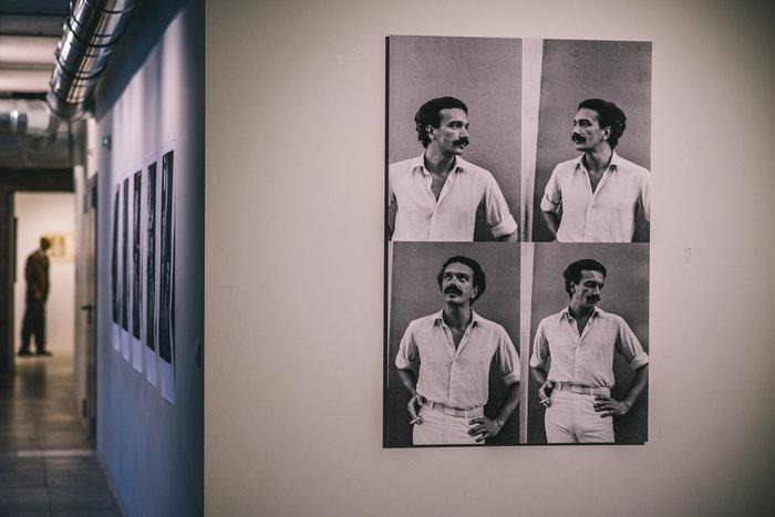 Ο Δαμιανός Ζαρίφης το 1980 από την Βουβούλα Σκούρα (φωτογραφία Χρήστος Τόλης)