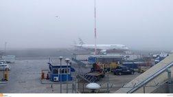 Για 4η ημέρα προβλήματα στο αεροδρόμιο «Μακεδονία» λόγω καιρού