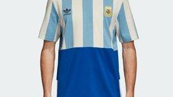 Η κακόγουστη φανέλα της Αργεντινής στο Μουντιάλ!