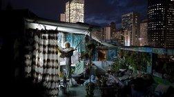 Εντυπωσιακές εικόνες από τις ταράτσες του Τελ Αβίβ