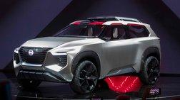 Nissan Xmotion concept: Ματιές στο μέλλον από την έκθεση του Detroit