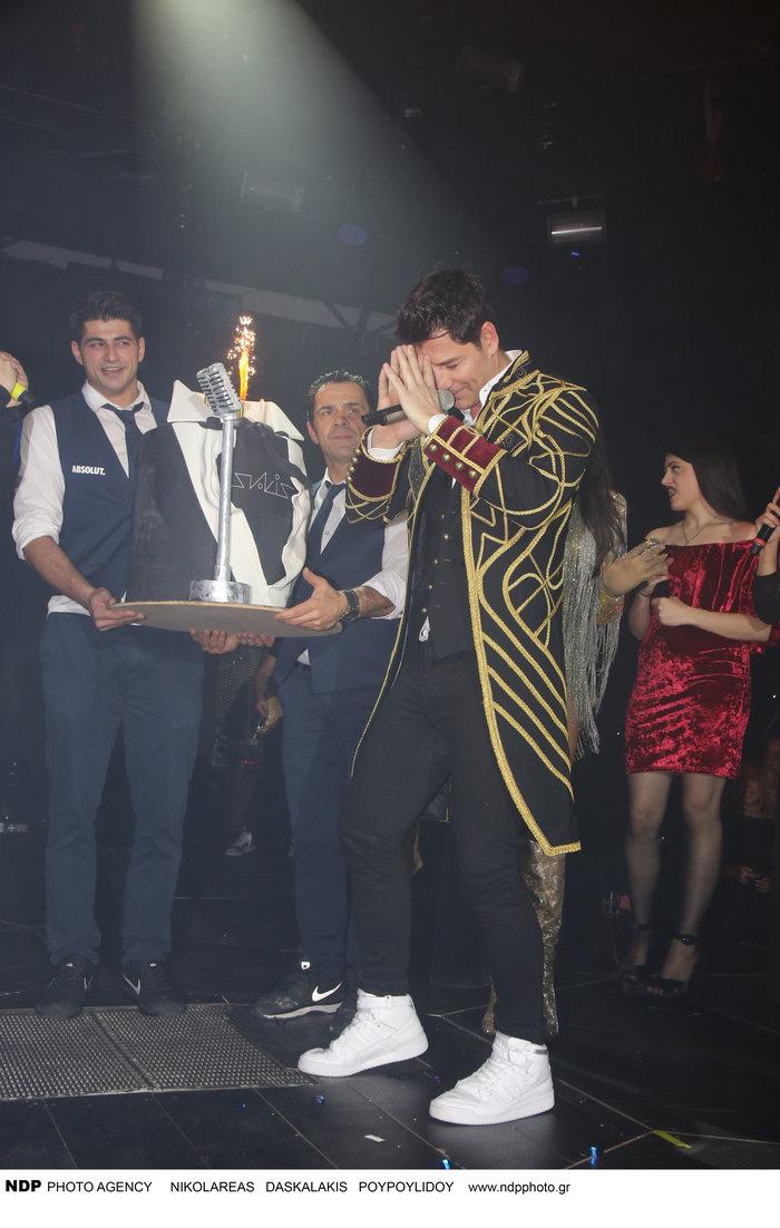Μαραβέγιας - Σωτηροπούλου: Πήγαν μαζί στο... τρελό πάρτι του Ρουβά[Εικόνες] - εικόνα 2