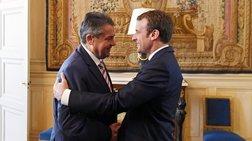 «Ύμνοι» Γκάμπριελ για Μακρόν: Ιστορική ευκαιρία για την Ευρώπη